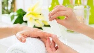 Manicure voorbeeld